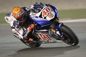 Jerez - warm up