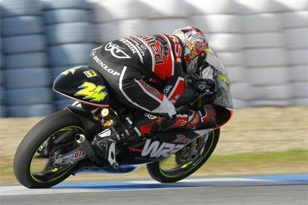 Grand Prix Jerez - 125 cc, závod