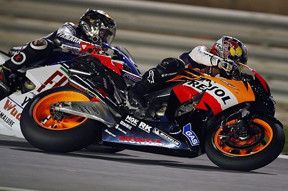 Grand Prix Jerez - MotoGP, závod