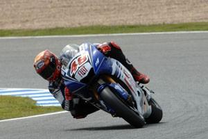 Jerez - testy MotoGP 1. den