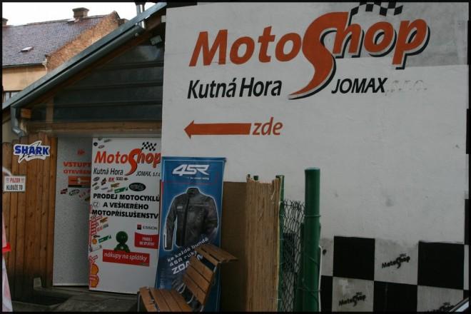 Soutìž Jomax 2008, Motoshop Kutná Hora