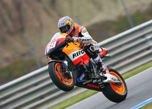 Jerez - testy MotoGP, 2. den