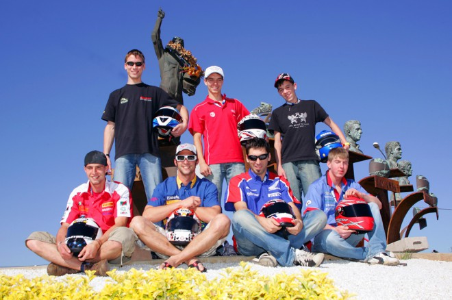 Valencie živì: Èeští jezdci ve Valencii