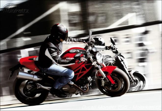 Ducati Monster Tour 14-15.6.
