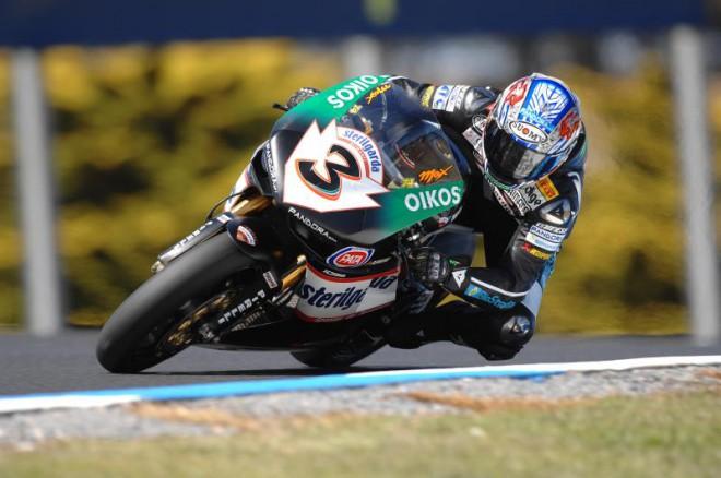 Max bude testovat Ducati GP8