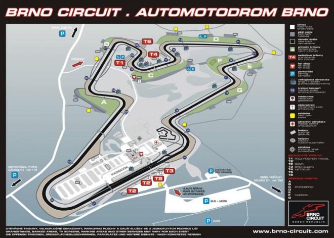Offroad a in-line na Autodromu Brno