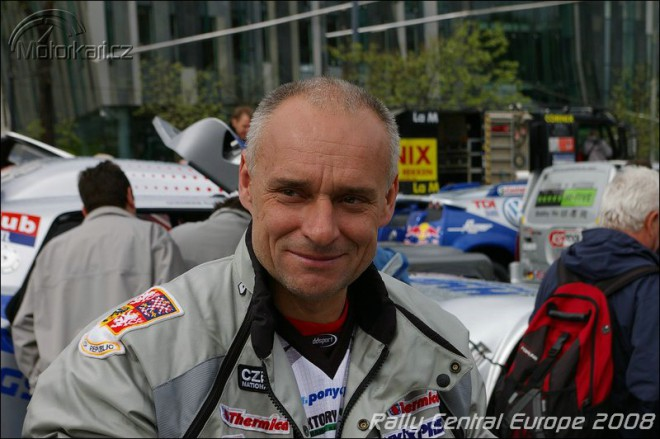 Central European Rally 2008: Pøejímky