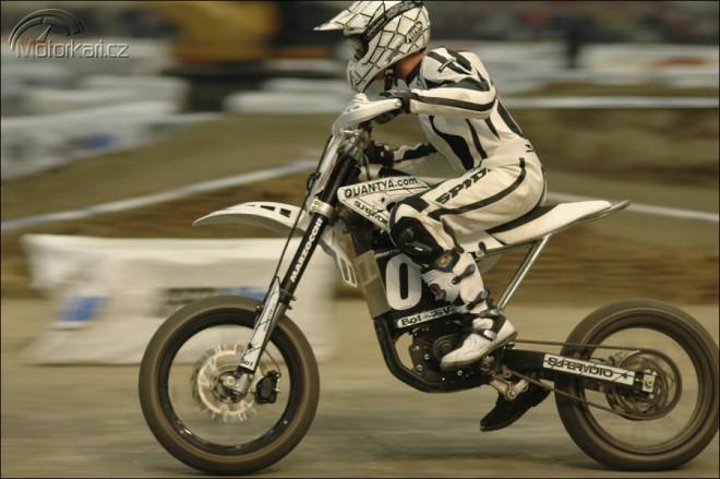 Elektromotocykl Quantya Evo1