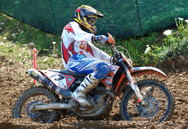 MS MX3 It�lie - Zaremba i Michek na bedn�