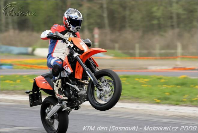 KTM den v Sosnové