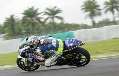 GP Francie v Le Mans - pátek