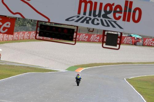 Pøed GP Itálie – Mugello