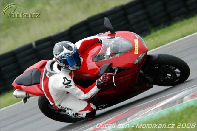 Ducati den 2008 v Mostì