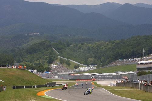 GP Itálie - sobota