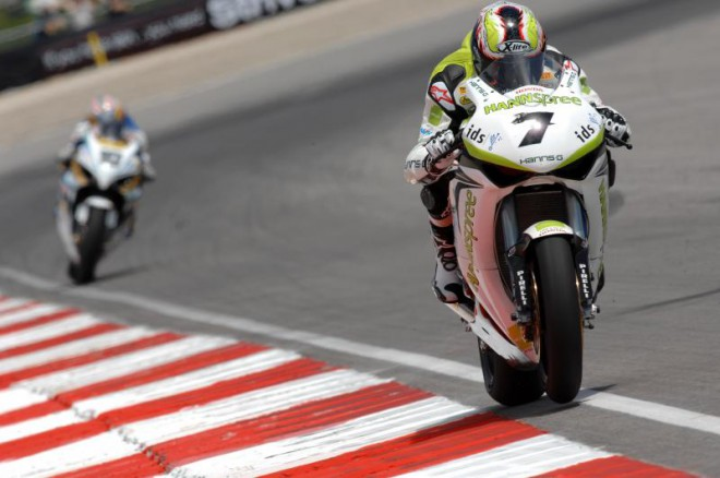 WSBK 6., Salt Lake City, sobota