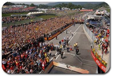 GP Itálie - závod