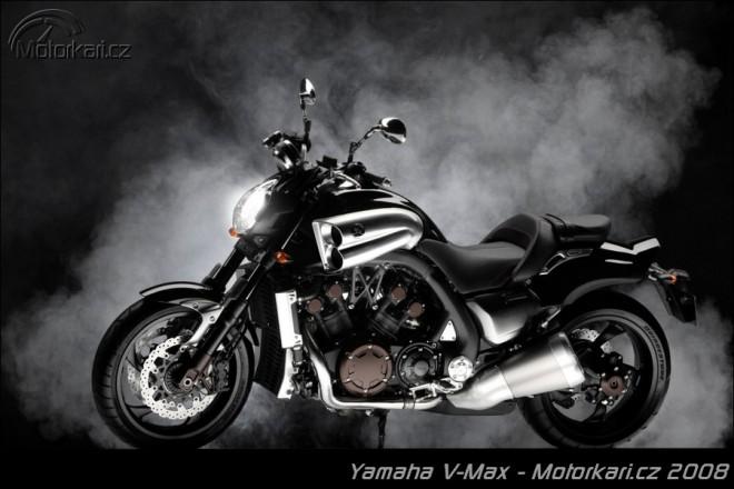 Yamaha V-Max 2009 + video