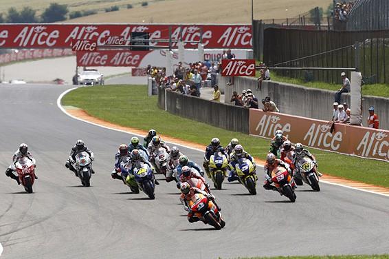 GP Španìlska Catalunya – závod