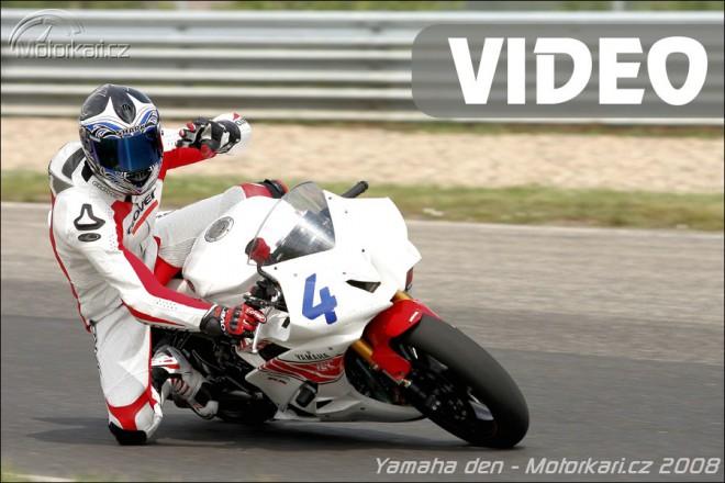 Yamaha den 2008