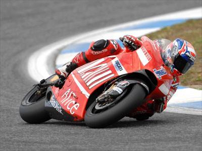 Testy MotoGP v Catalunyi – úterý
