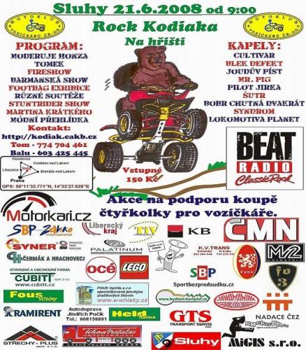 Rock Kodiaka - Sluhy