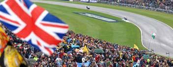 P�ed GP Velk� Brit�nie � Donington Park