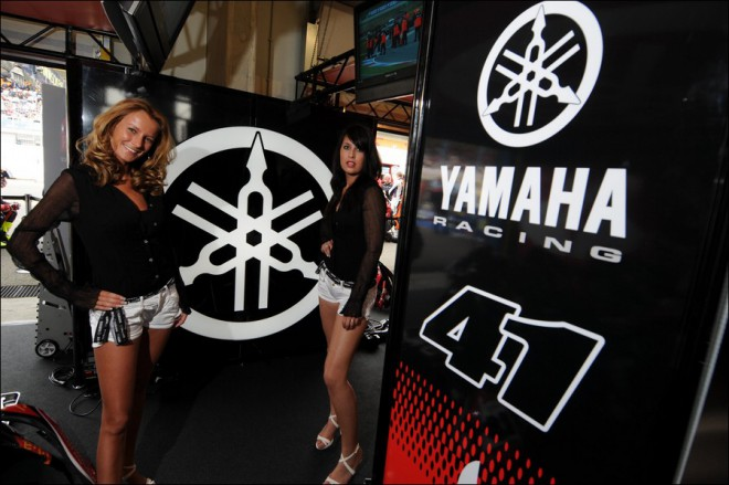 Yamaha Umbrella Girls