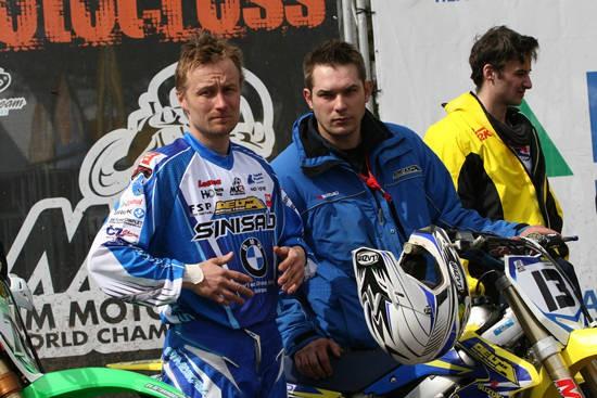 Konec spolupráce Delta racing team Suzuki a Antti Pyrhonena