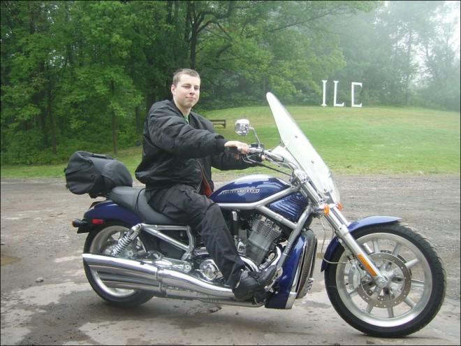Pùjèení motorky v USA