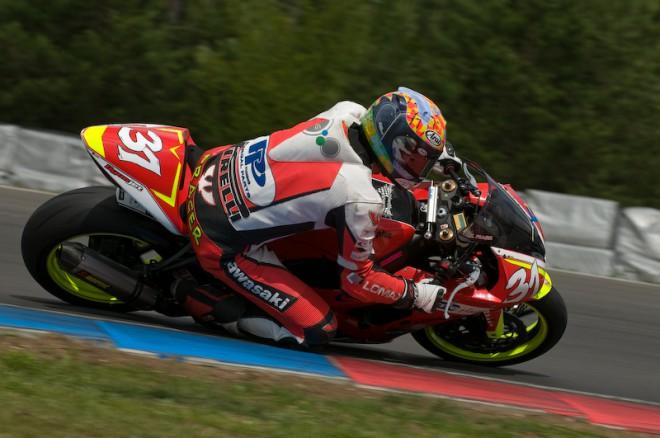 Jafferson Racing po brnìnském závodì AAC a MÈR