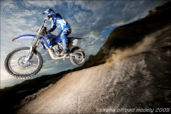 Yamaha offroad novinky 2009