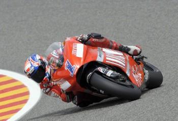GP Nìmecka Sachsenring – závod