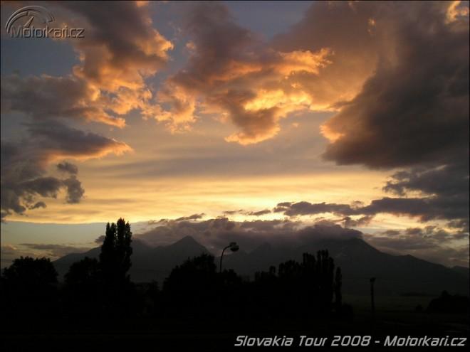 Slovakia Tour 2008
