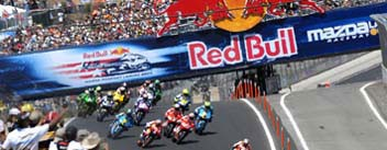 Pøed Red Bull U.S. Grand Prix - Laguna Seca