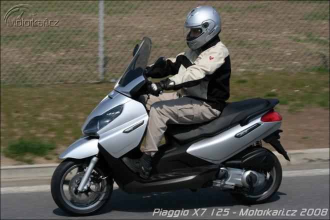 Piaggio X7-125ccm