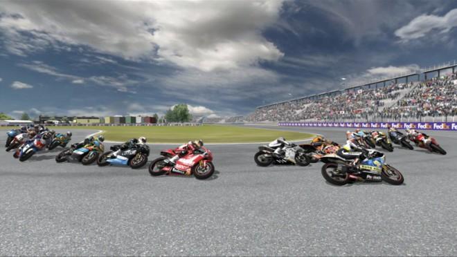 Hra MotoGP 08