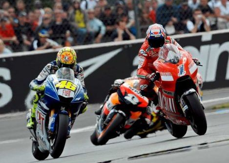 Grand Prix San Marina –  závod