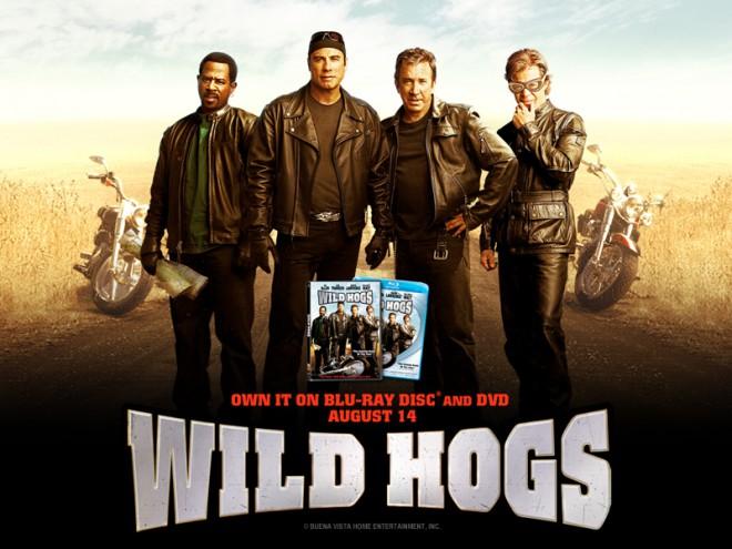 Wild Hogs (Divoèáci)