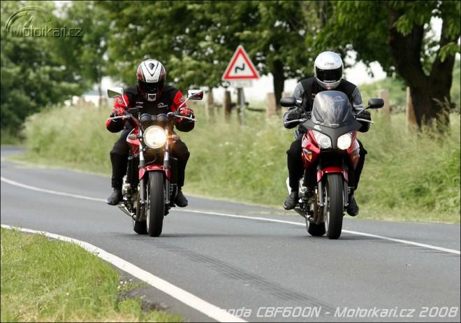 Honda CBF600N & CBF600S