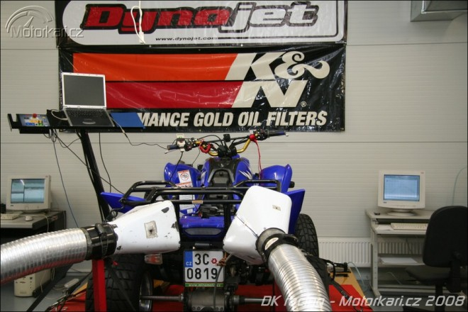 DK racing v nov�m