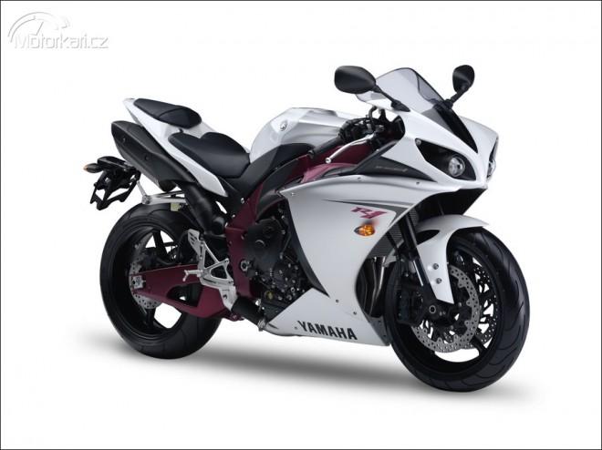 Yamaha modely 2009