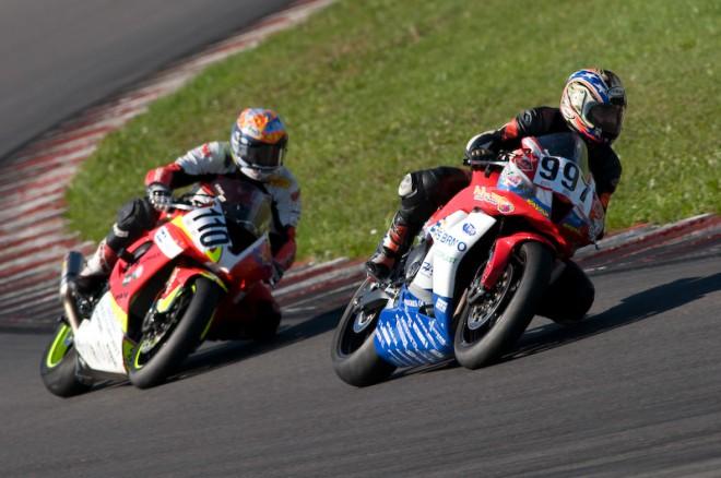 Yamaha Czech Edurance Cup V.