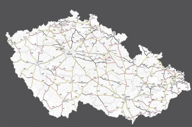 Riziková mapa ÈR