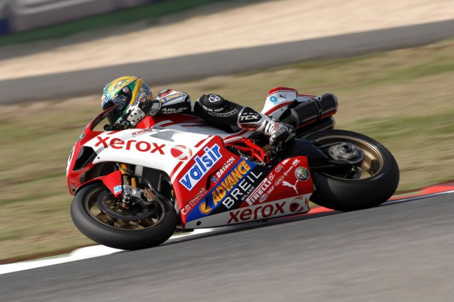 WSBK 12. - Baylissovo Superpole