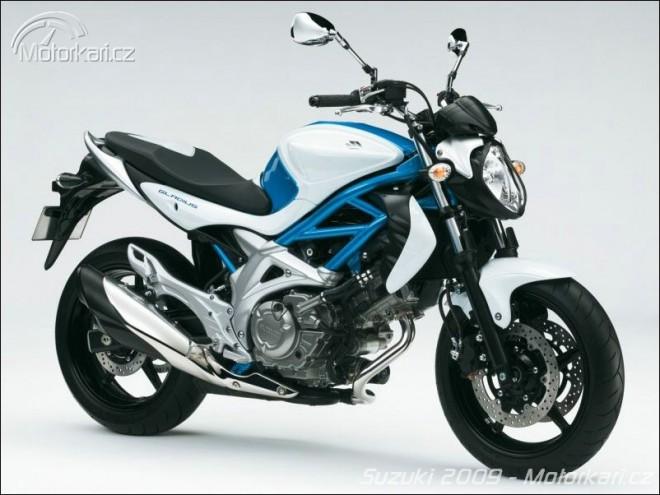 Suzuki 2009 - GSX-R1000, SFV650, M1500
