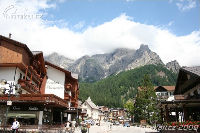 Z Albánie do Alp