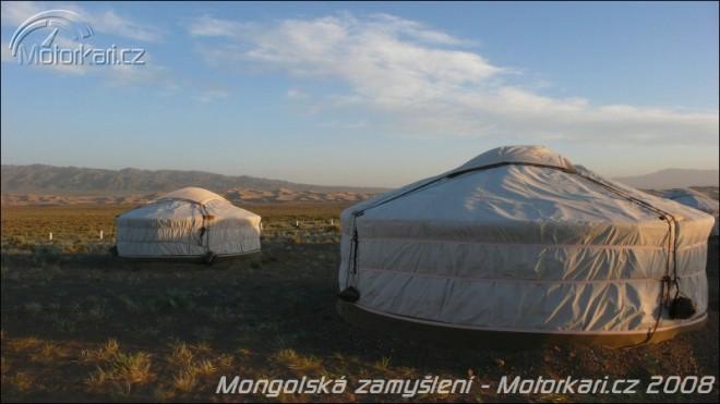 Mongolská Zamyšlení