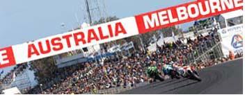Pøed Australian Grand Prix