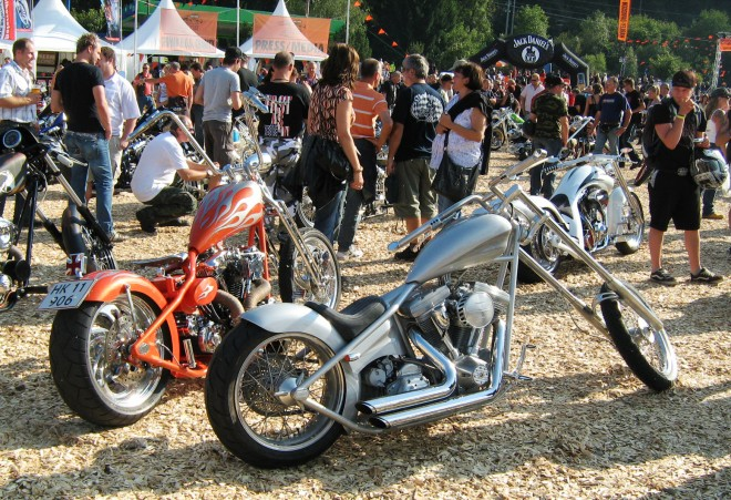 European Bike Week 2008