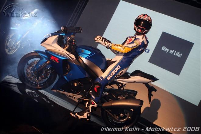 Pøedveèer výstavy Intermot a novinky Suzuki